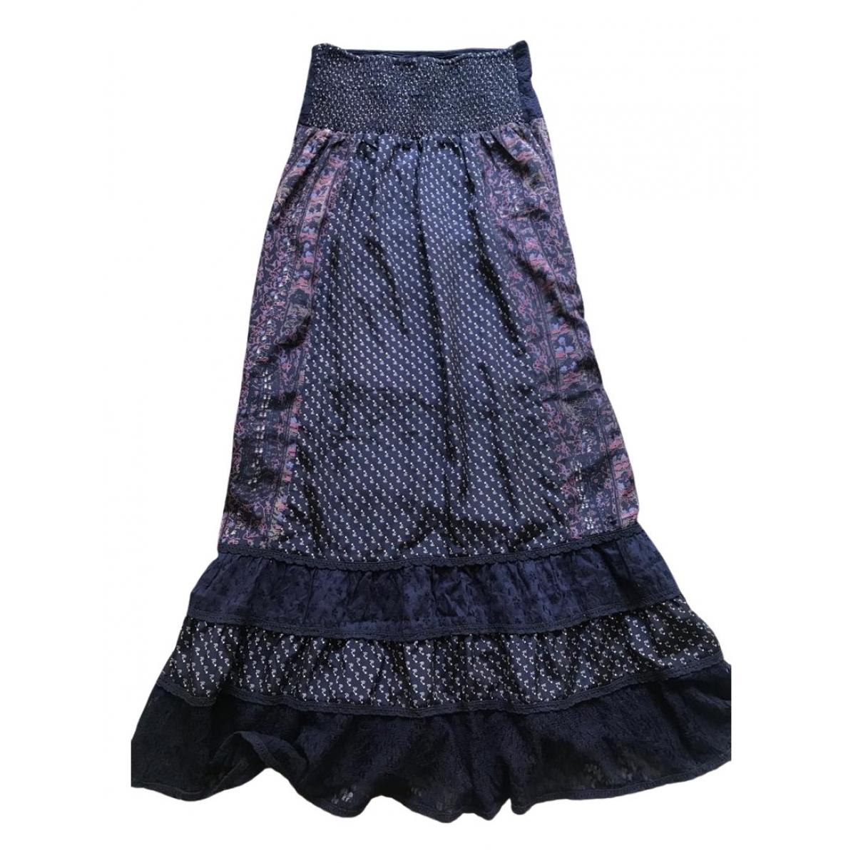 Free People \N Kleid in  Lila Polyester