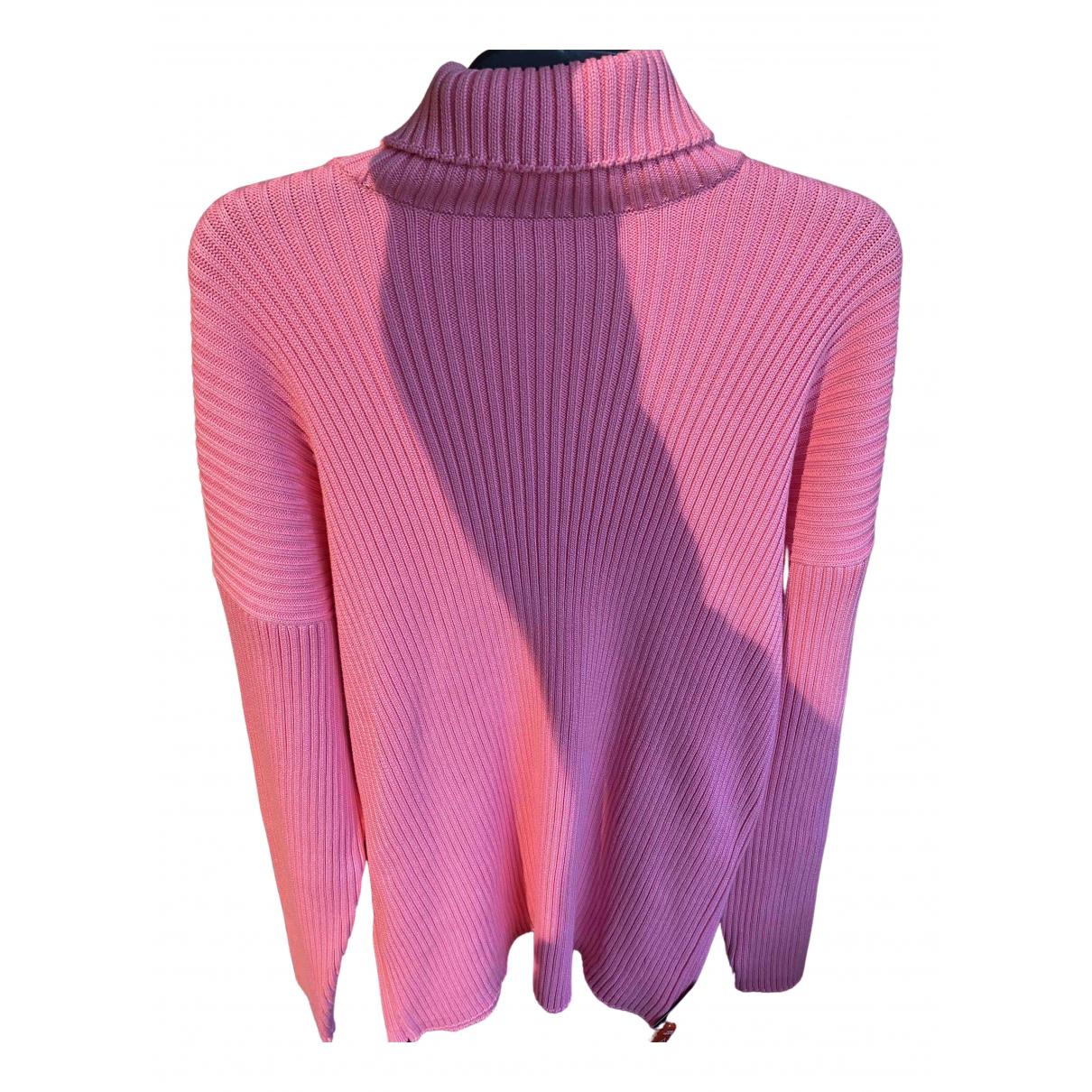 Balenciaga N Pink Cotton Knitwear & Sweatshirts for Men XS International