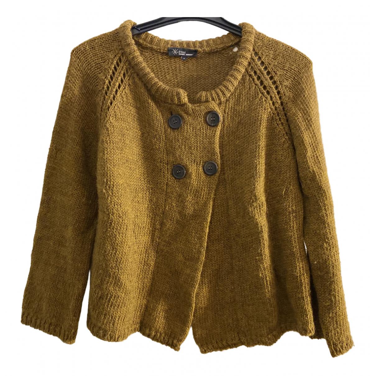 Isabel Marant Etoile - Pull   pour femme en laine - vert