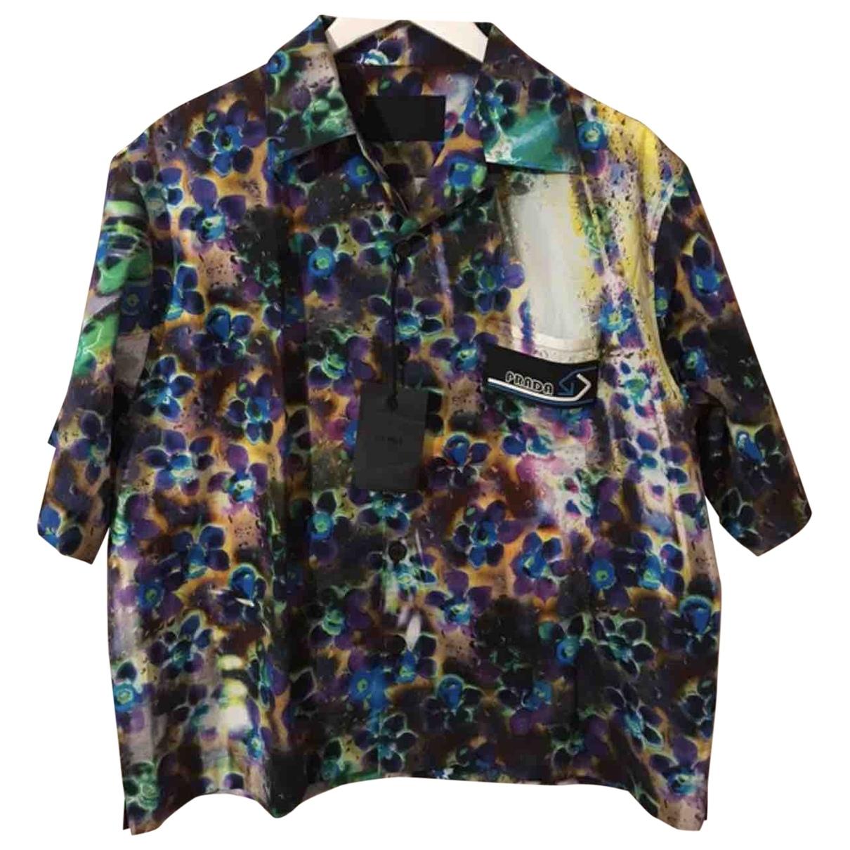 Prada \N Hemden in  Bunt Synthetik