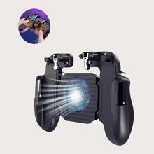 1 pieza controlador de disparador de juegos para telefonos moviles