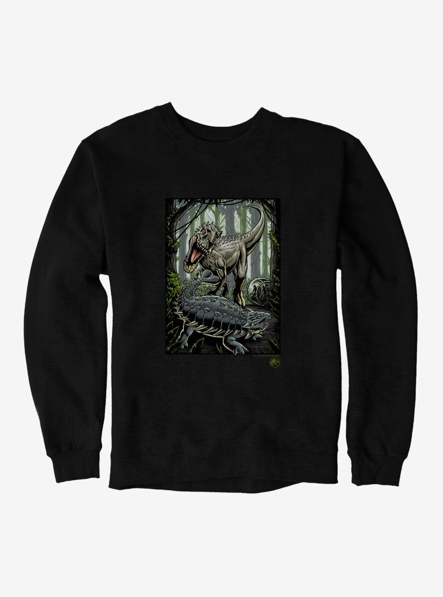 Jurassic World Forest Battle Sweatshirt