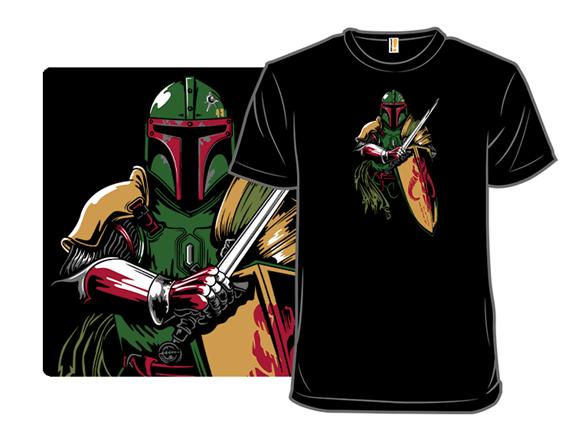 Knight Hunter T Shirt