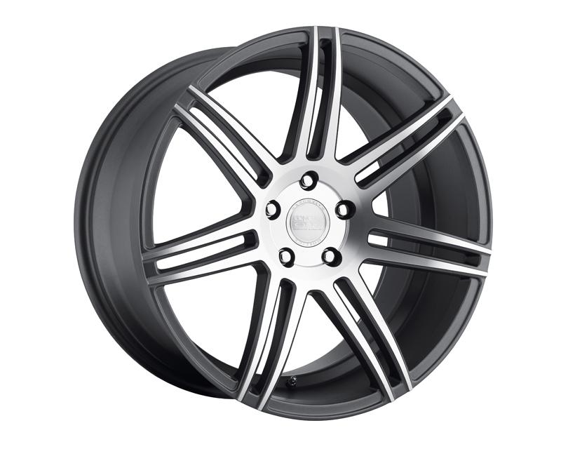 Concept One C1018 2090 36 55 MDGMF CSM7 Matte Gunmetal Wheel 20x9 5x114.3 36mm
