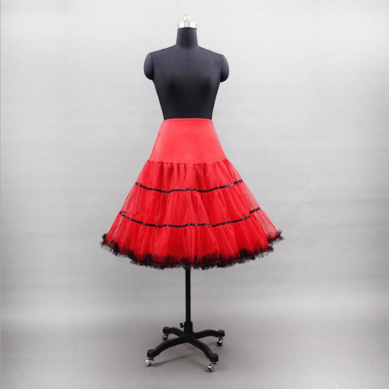 Ericdress Knee Length Petticoat