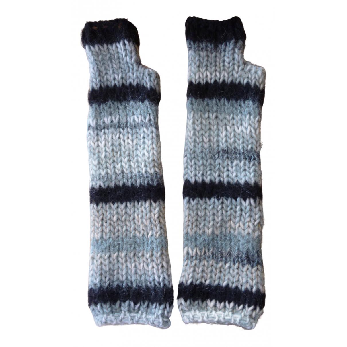 Zadig & Voltaire - Gants   pour femme en laine - multicolore