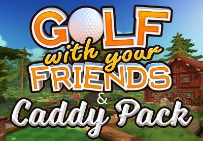 Golf With Your Friends + Caddy Pack DLC EU Steam CD Key