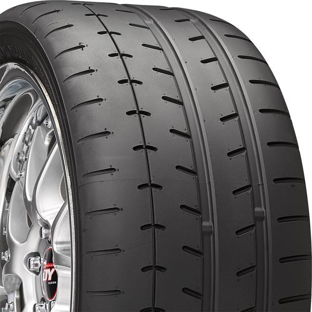 Yokohama 110105278 ADVAN A052 Tire 245/40 R17 95WxL BSW