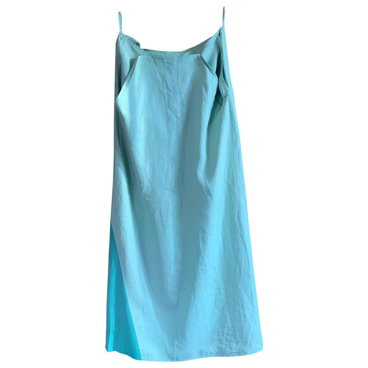 Marni - Jupe   pour femme en lin - vert