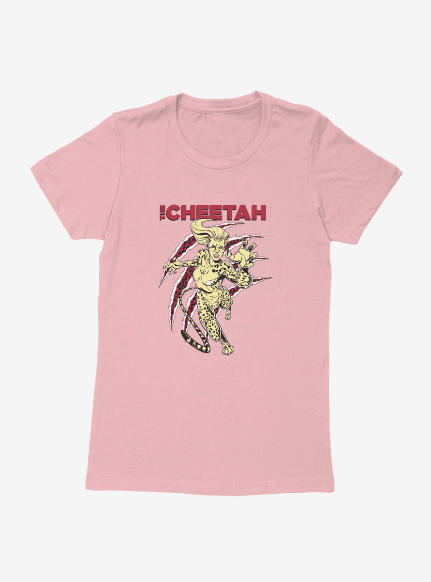 DC Comics Wonder Woman 1984 Cheetah Womens T-Shirt