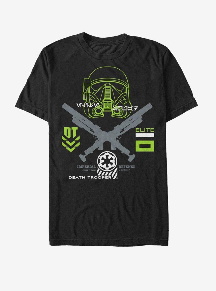 Star Wars Death Trooper Crest T-Shirt
