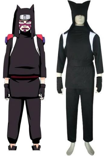 Milanoo Naruto Shippuden Kankuro Cosplay Costume