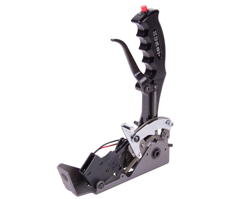 Hurst 3162007 Black Pistol Grip Quarter Stick Automatic Shifter