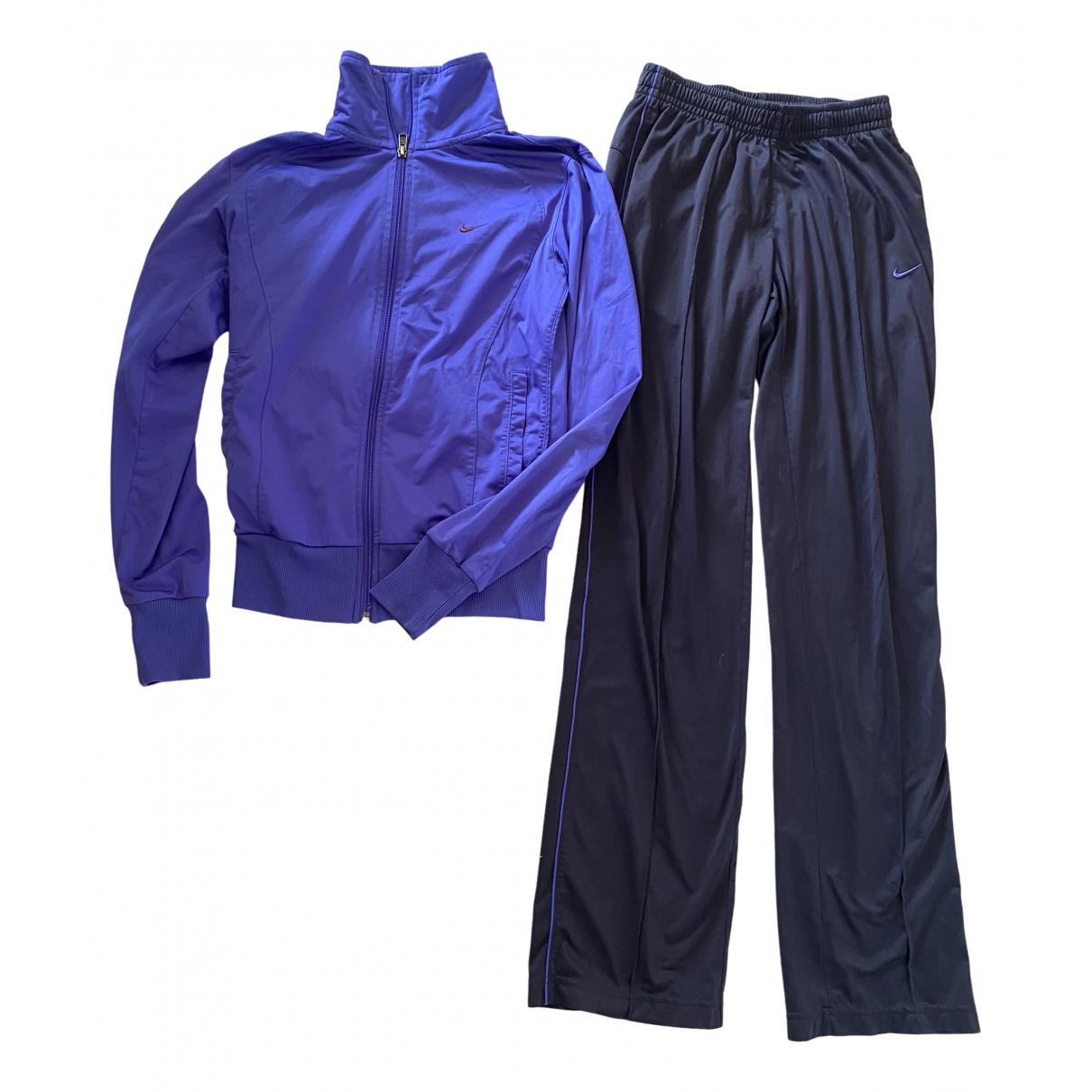Nike \N Black Trousers for Women XS International