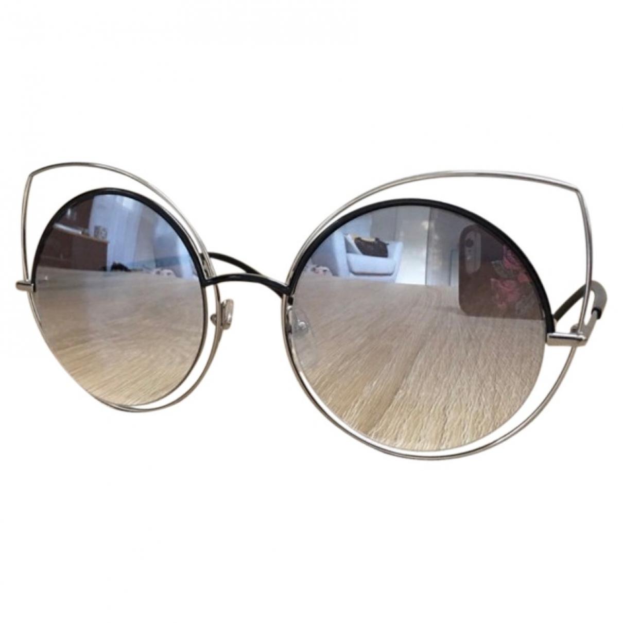 Marc Jacobs \N Silver Metal Sunglasses for Women \N