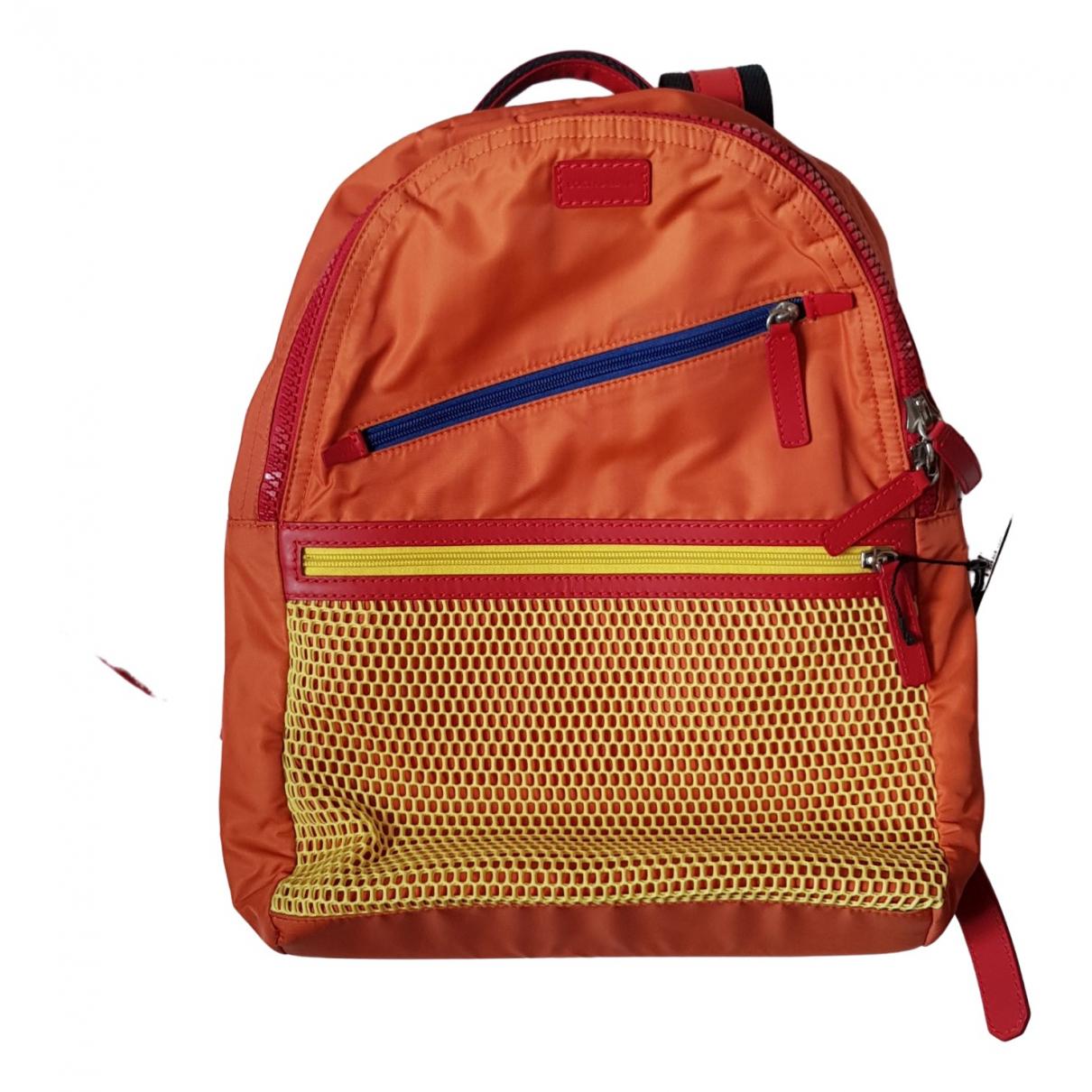 Dolce & Gabbana \N Orange bag for Men \N