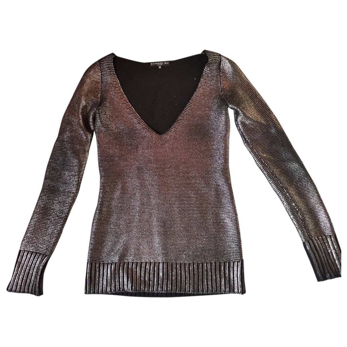 Barbara Bui \N Silver Cotton Knitwear for Women XS International