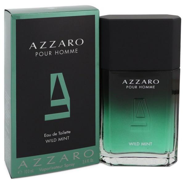 Azzaro Pour Homme Wild Mint - Loris Azzaro Eau de toilette en espray 100 g