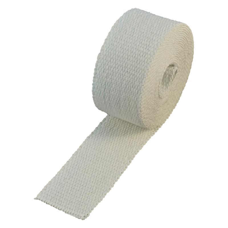 Heatshield Products Premium exhaust wrap stays strong, soft, and abrasion resistant even at 1350F