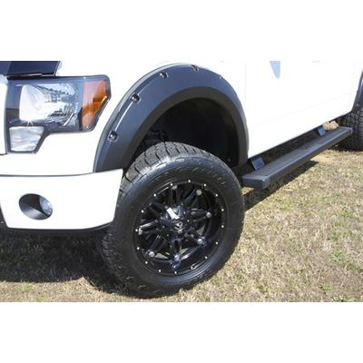 Lund RX-Rivet Style Fender Flare Set - RX108T