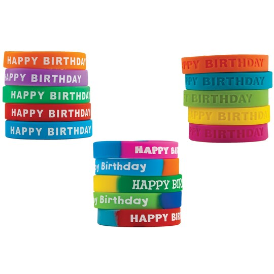 Happy Birthday Wristband Class ct By Teacher Created Resources | Michaels®