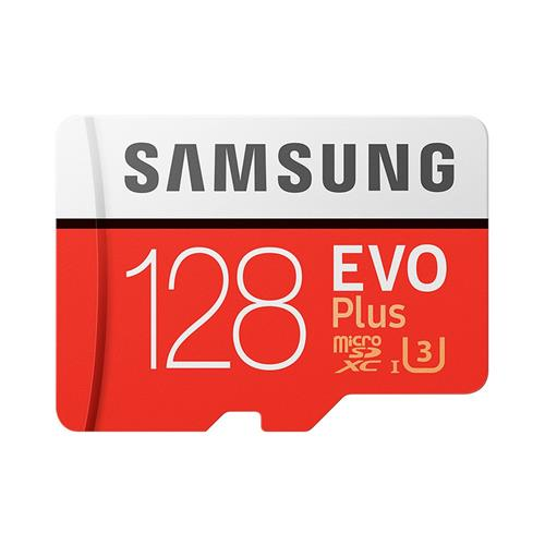 Samsung EVO Plus UHS-3 128GB Micro SDXC Memory Card