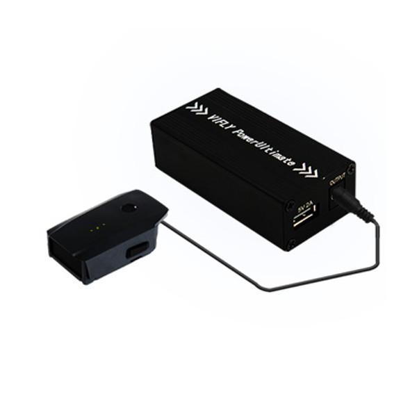 VIFLY Power Bank Charger Fast Battery Charging Hub for DJI Mavic 2 Air Pro Batteries Remote Control