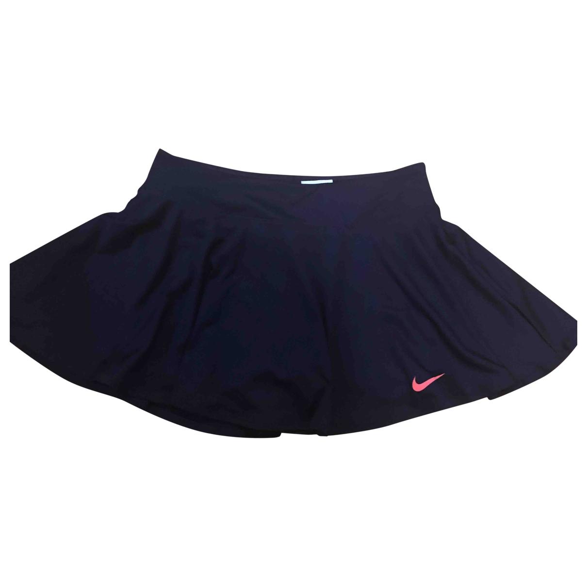 Nike - Jupe   pour femme - violet