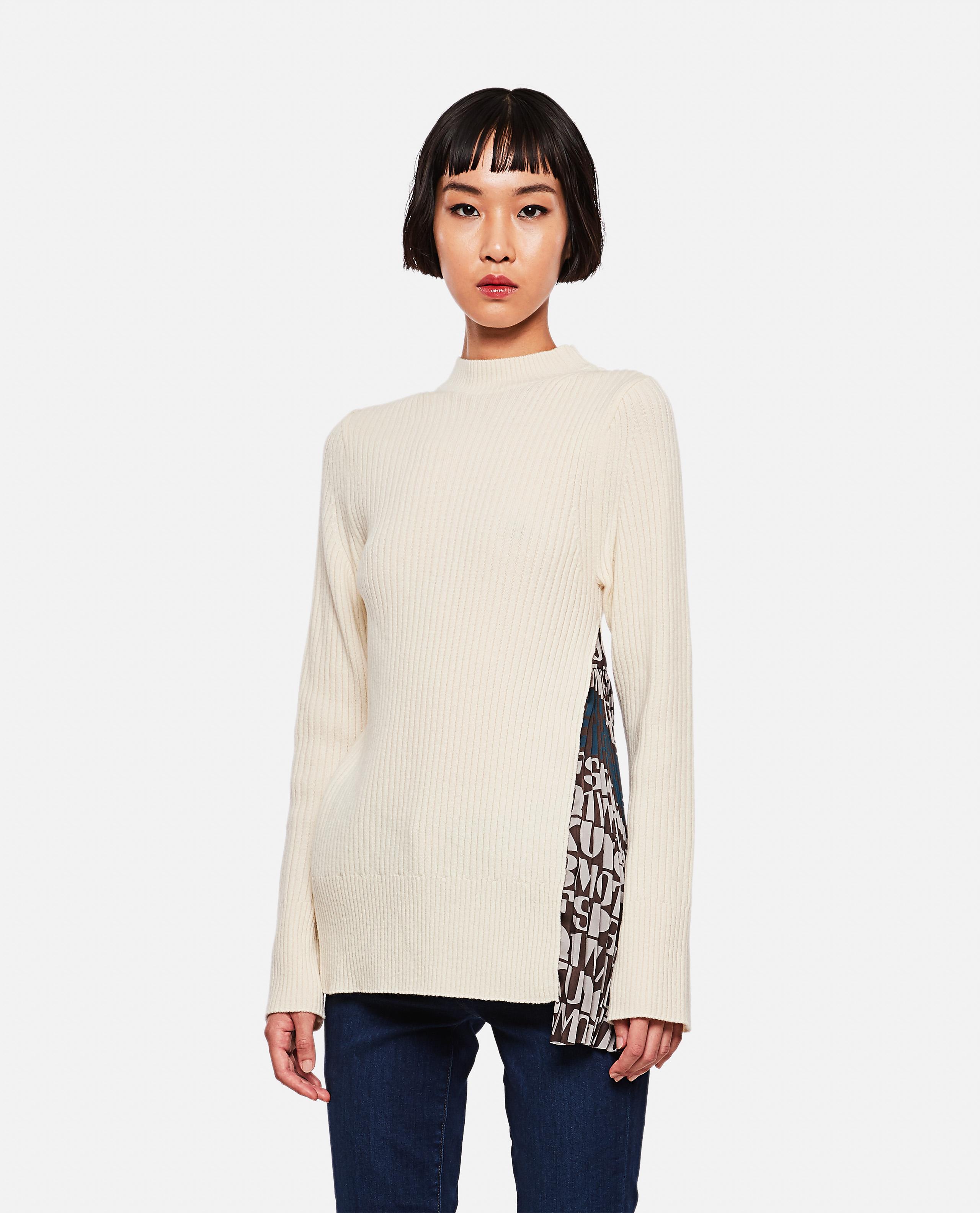 Alexander Girard X Sacai wool sweater