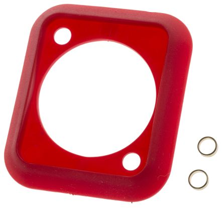 RS PRO Gasket for use with XLR Connectors (5)