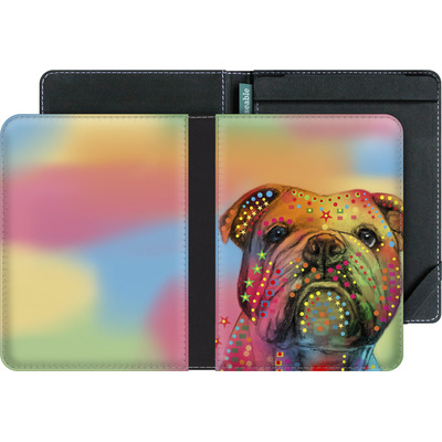 tolino vision 4 HD eBook Reader Huelle - Bulldog von Mark Ashkenazi