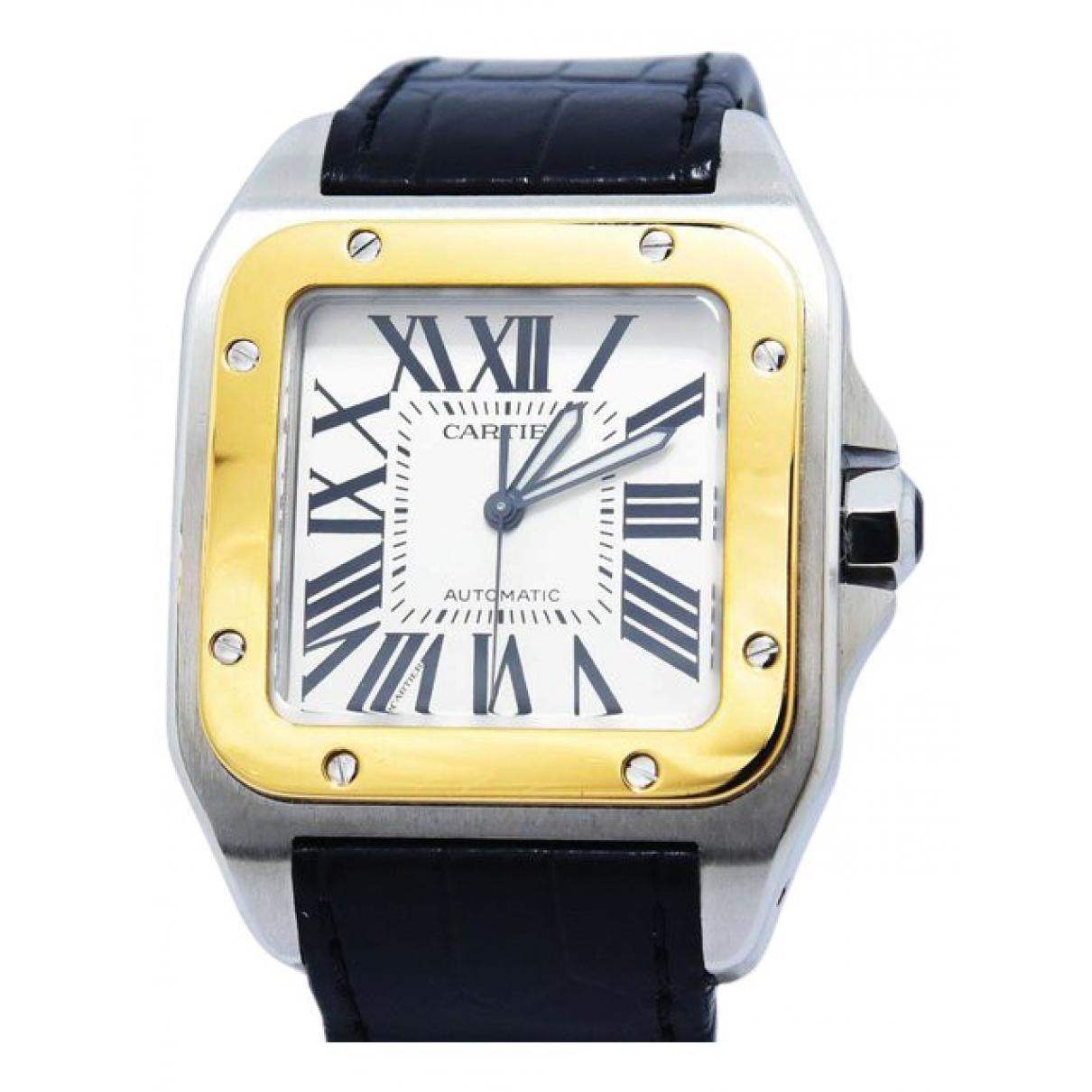 Relojes Santos 100 Cartier