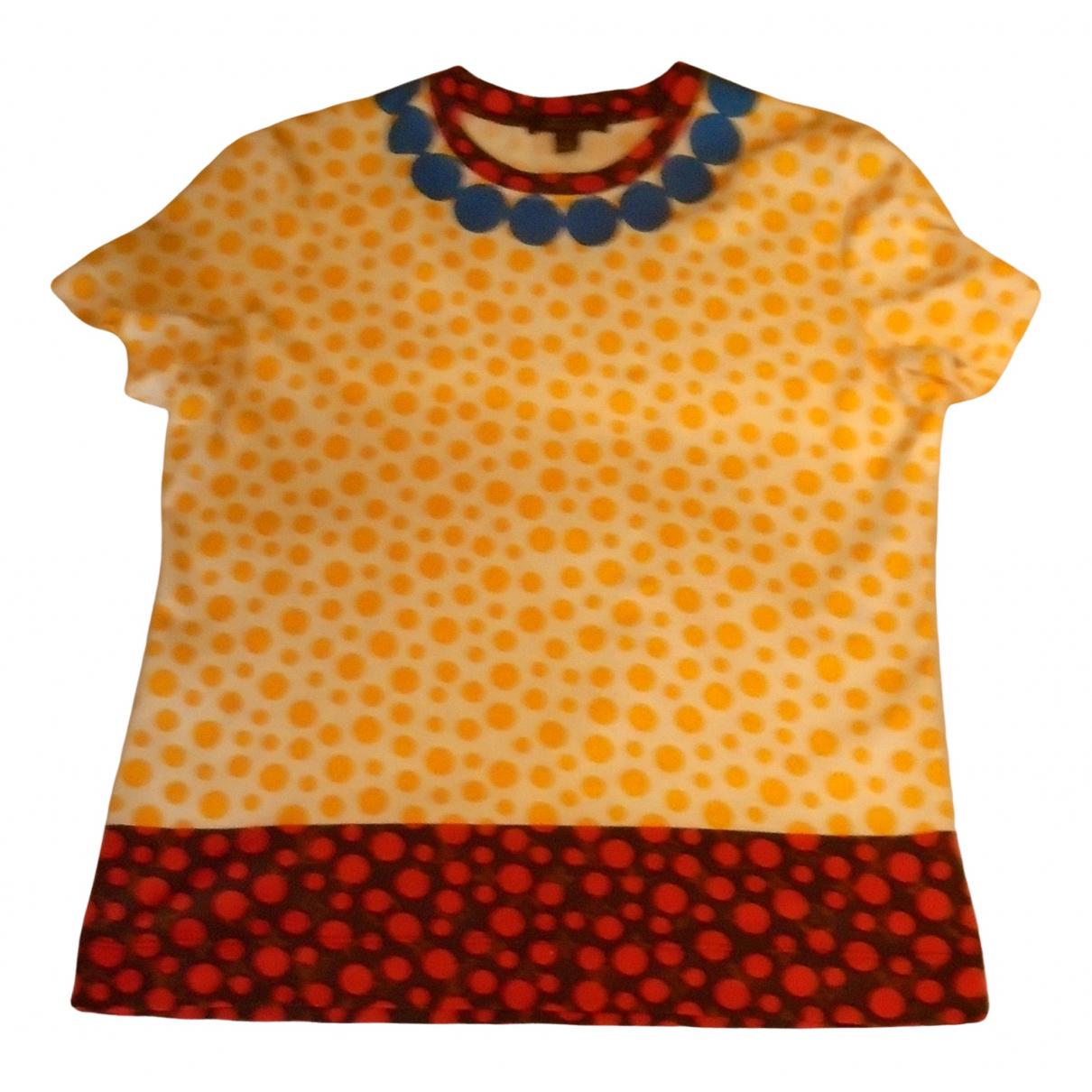 Louis Vuitton - Top   pour femme en coton - multicolore