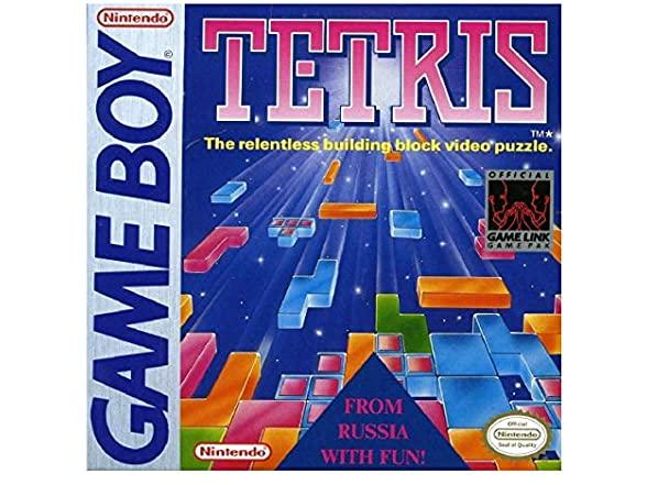 Nintendo Tetris