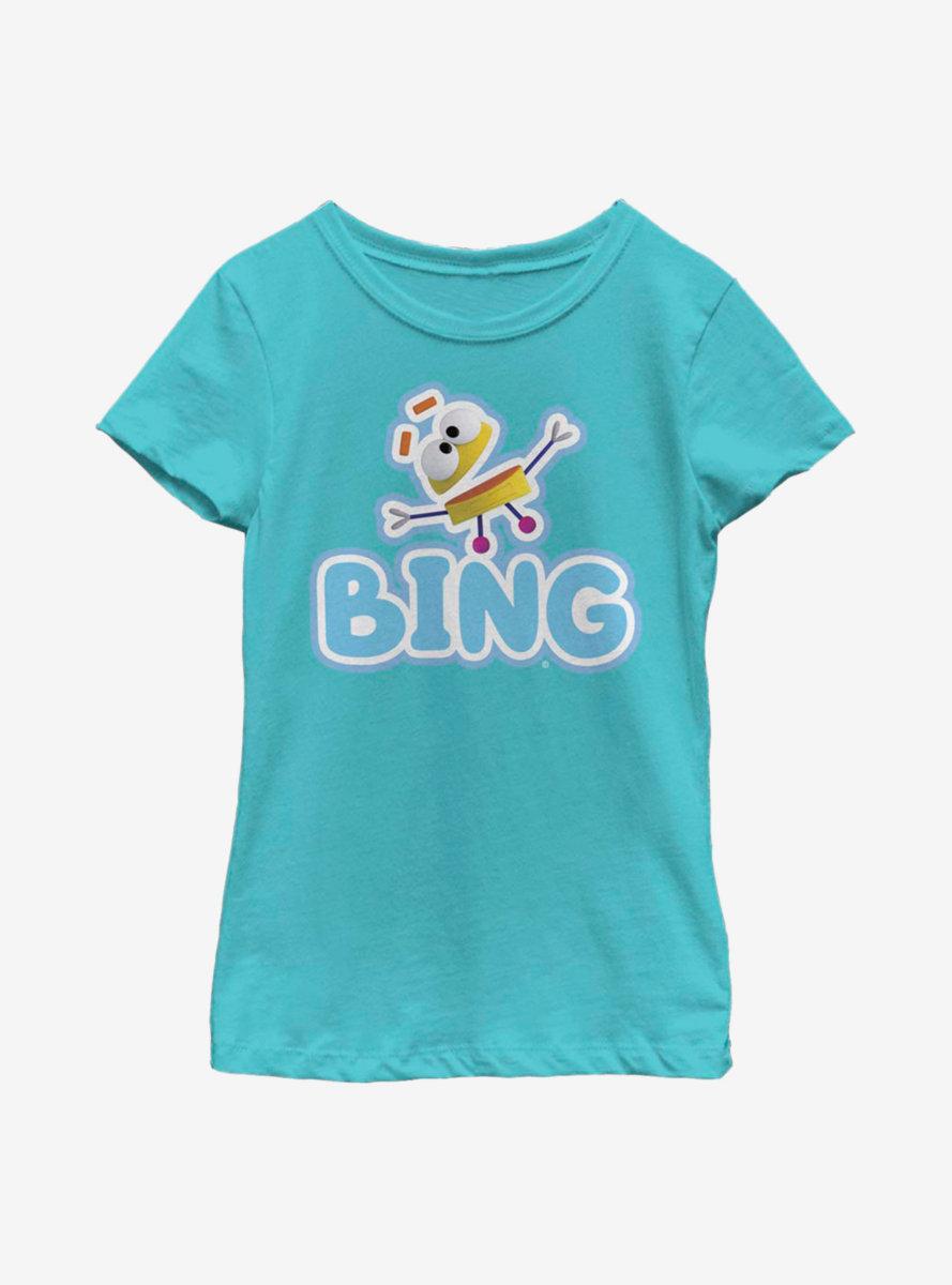 Ask The StoryBots Bing Youth Girls T-Shirt