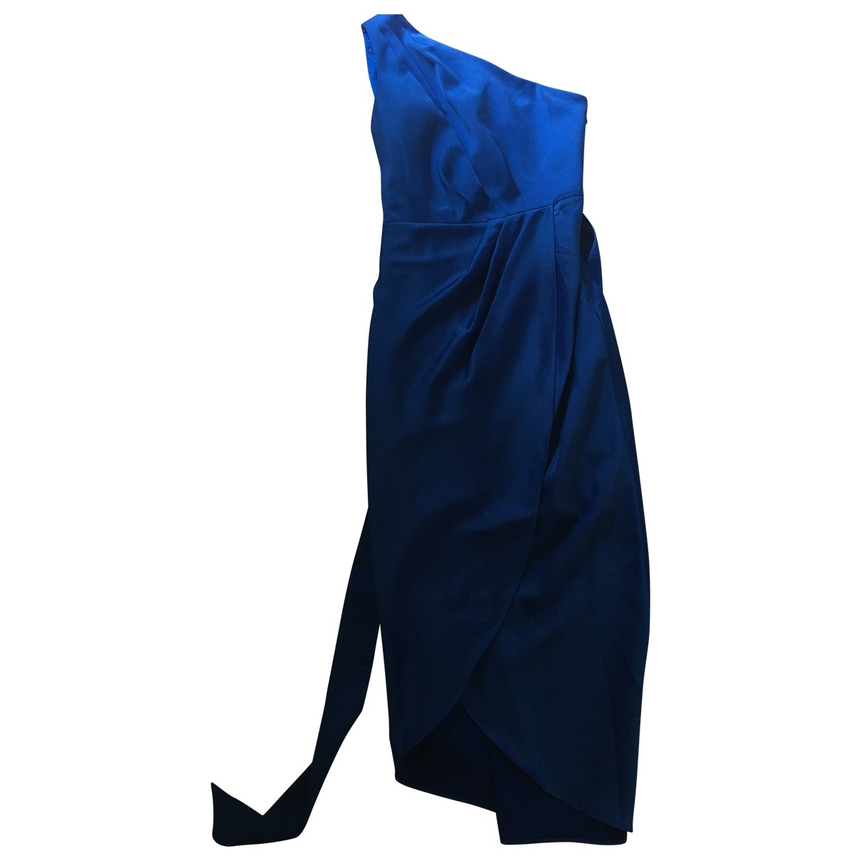 Ted Baker \N Blue dress for Women 42 FR