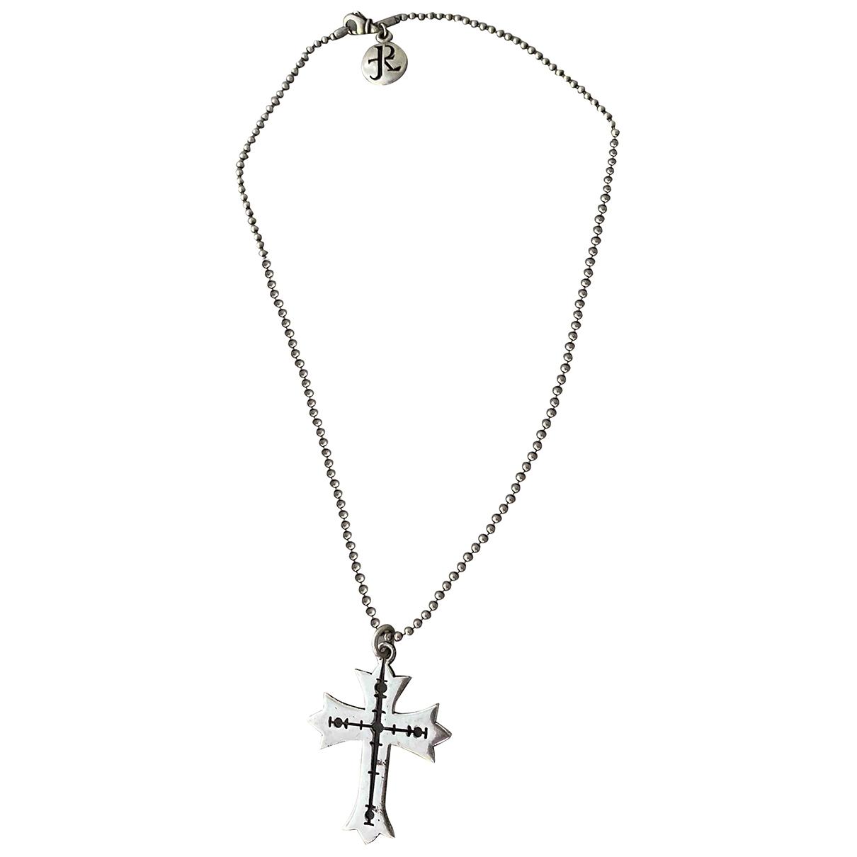 John Richmond \N Silver Silver Jewellery for Men \N