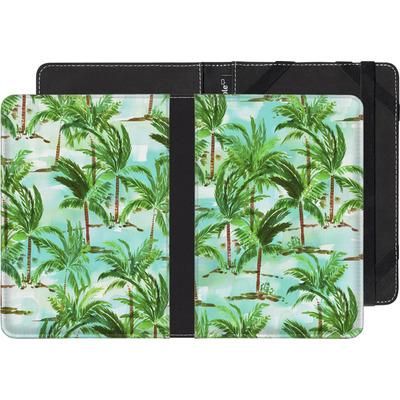 Kobo Glo eBook Reader Huelle - Palm Tree Green  von Amy Sia