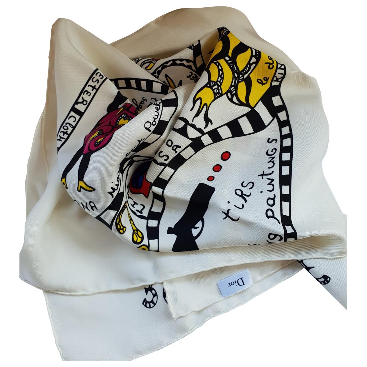 Dior \N Schal in Seide
