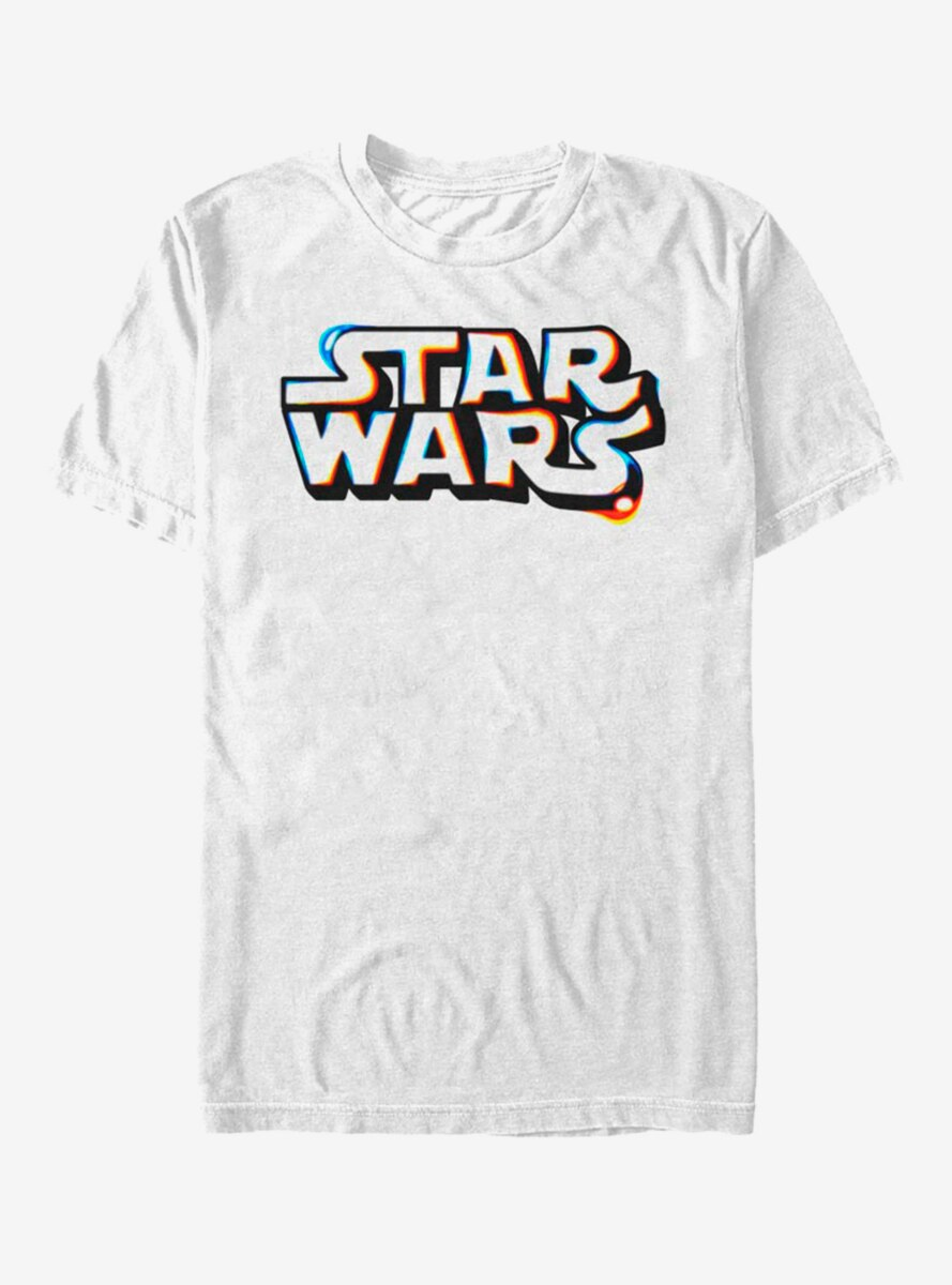 Star Wars Thermal Image Logo T-Shirt