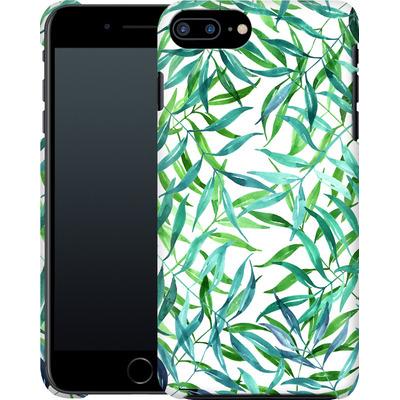 Apple iPhone 8 Plus Smartphone Huelle - Palm Print von Becky Starsmore