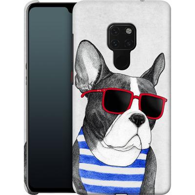 Huawei Mate 20 Smartphone Huelle - Frenchie Summer Style von Barruf