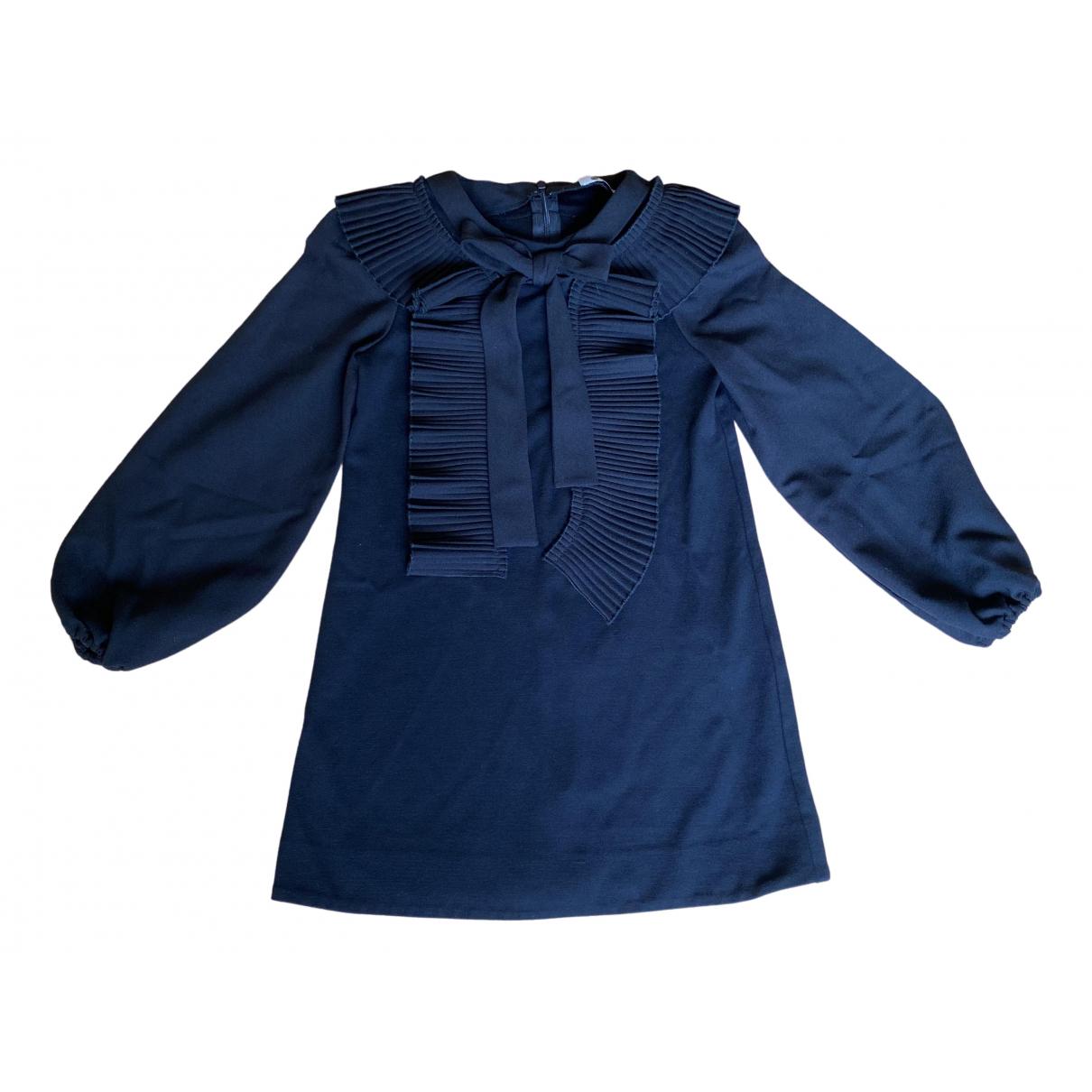 Dondup - Robe    pour enfant - noir