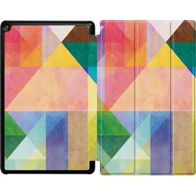 Amazon Fire HD 10 (2017) Tablet Smart Case - Color Blocking 1 von Mareike Bohmer