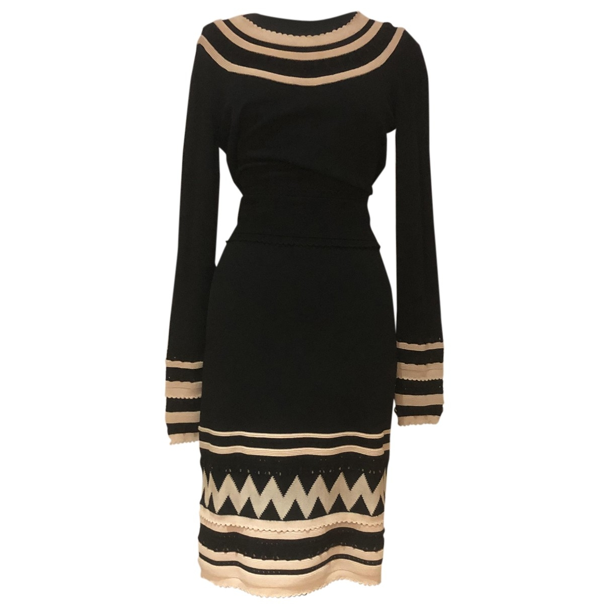 Temperley London \N Black dress for Women M International