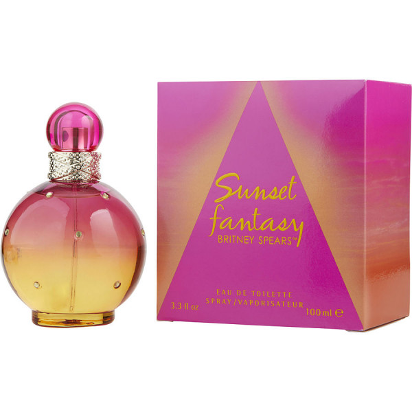 Sunset Fantasy - Britney Spears Eau de toilette en espray 100 ml