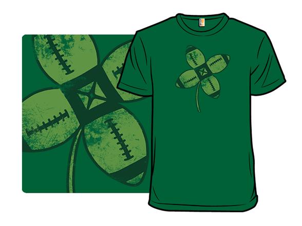 Sports Luck T Shirt