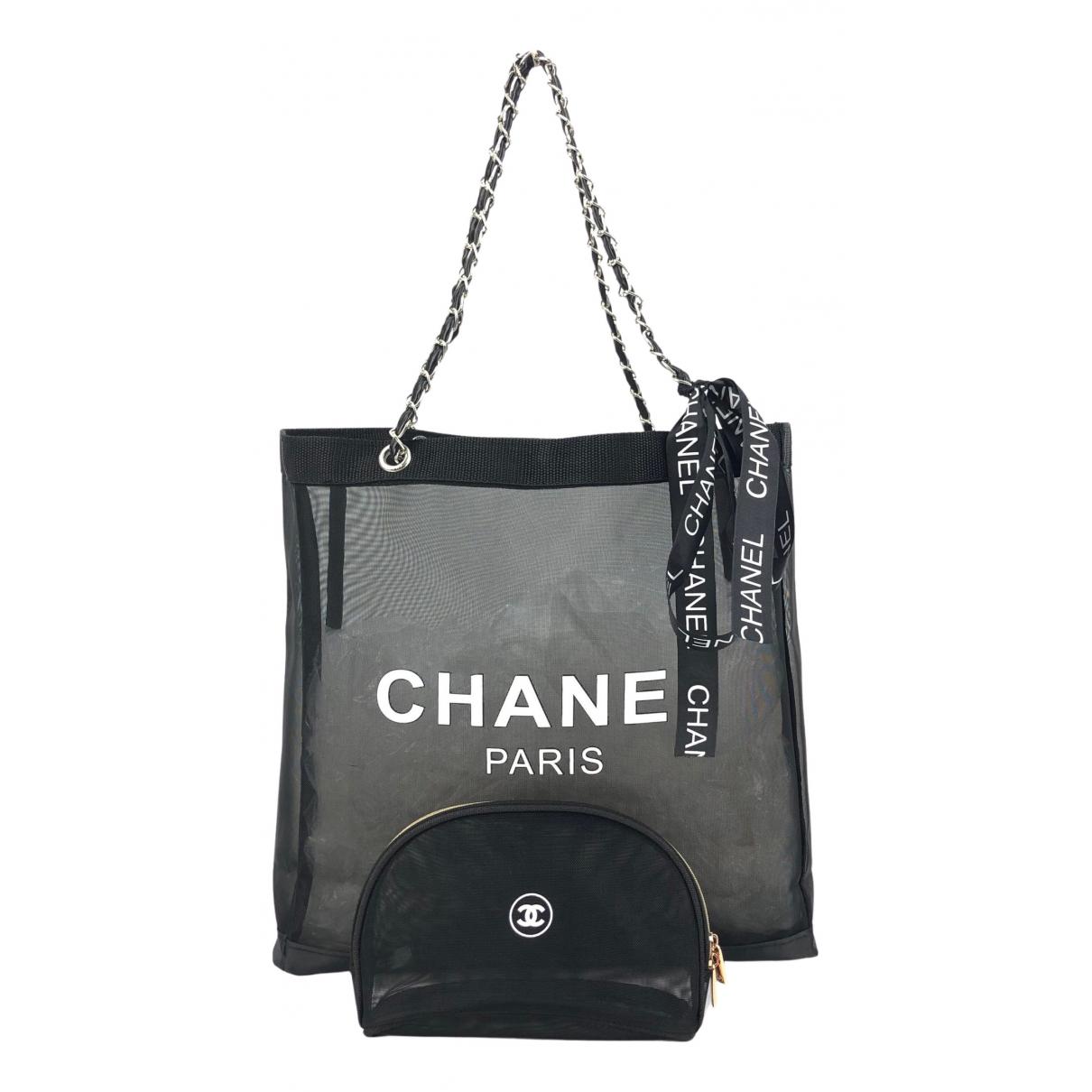 Cabas de Lona Chanel
