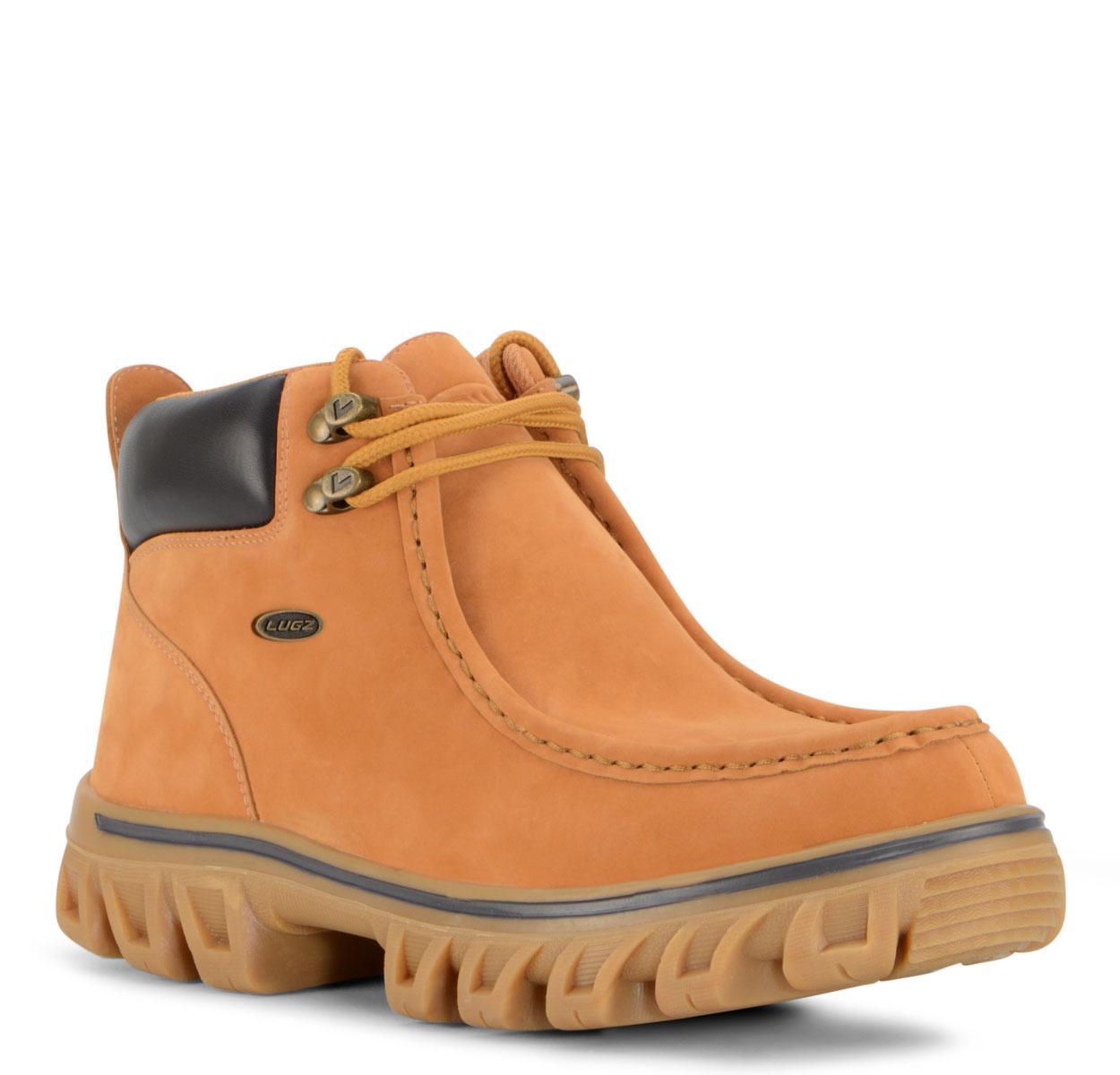 Men's Rubicon Chukka Boot (Choose Your Color: GOLDEN WHEAT/BARK/GUM, Choose Your Size: 10.0)