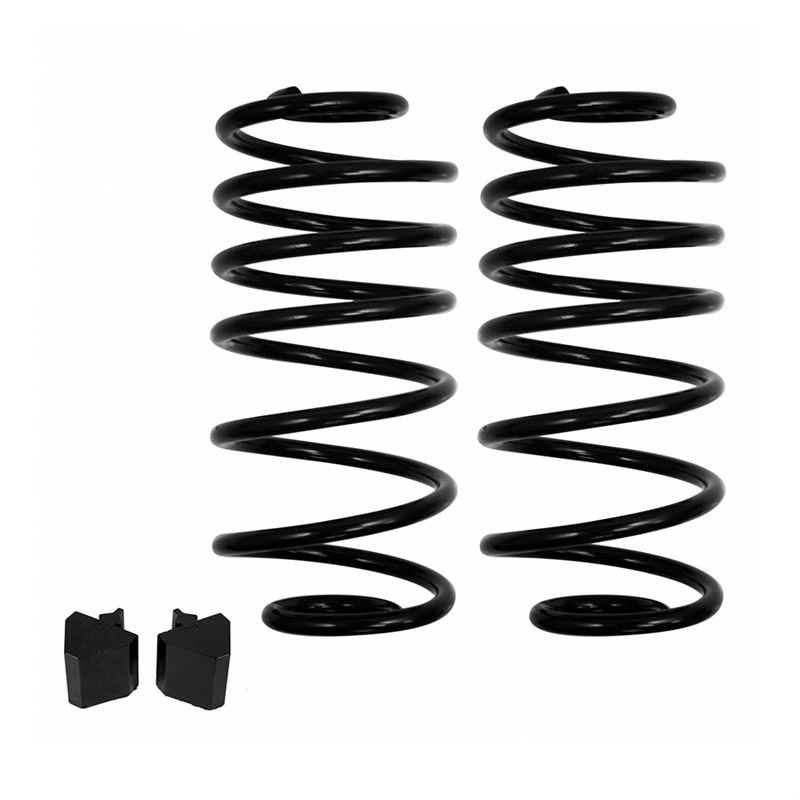Detroit Speed 41813 Rear 2 Inch Drop Spring Kit 78-88 G-body
